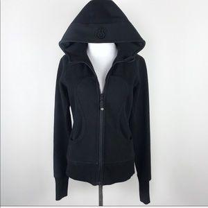 Lululemon Athletics Scuba Hoodie Sweatshirt Black